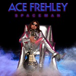 ACE FREHLEY - Spaceman (2018 - EU  cover)