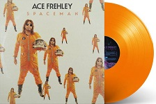 ACE FREHLEY - Spaceman (orange vinyl 2018)