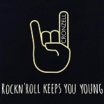 CRONZELL - Rock & Roll Keeps You Young (featuring bruce Kulick) 2017
