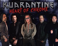 KUARANTINE - Heart Of Chrome (2020)