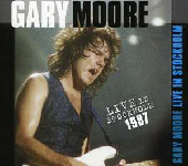 Gary Moore - Live In Stockholm 1987 (Immortal IMA 104180 DigipakCD - June 211)
