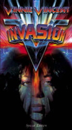 BUY > VINNIE VINCENT INVASION : Invasion 2CD digi-boxset (Special edition, 1000 copies only)