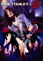 PAUL STANLEY - One Live KISS DVD